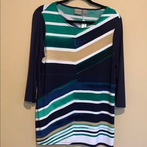 Chico's knit tunic size 1
